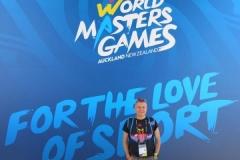 2017 Auckland Nova Zelandija svetovne veteranske igre