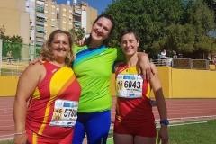 2018 Malaga Španija WMACS